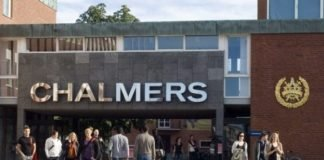 Postdoctoral fellow in Sweden, Chalmers University of Technology