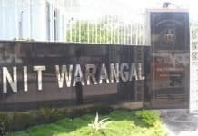 Faculty Recruitment -NIT, National Institute of Technology Warangal