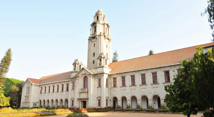 CV Raman Postdoctoral Fellowship in Indian Institute of Science, India