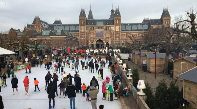 Postdoctoral researcher 2019 in University of Amsterdam
