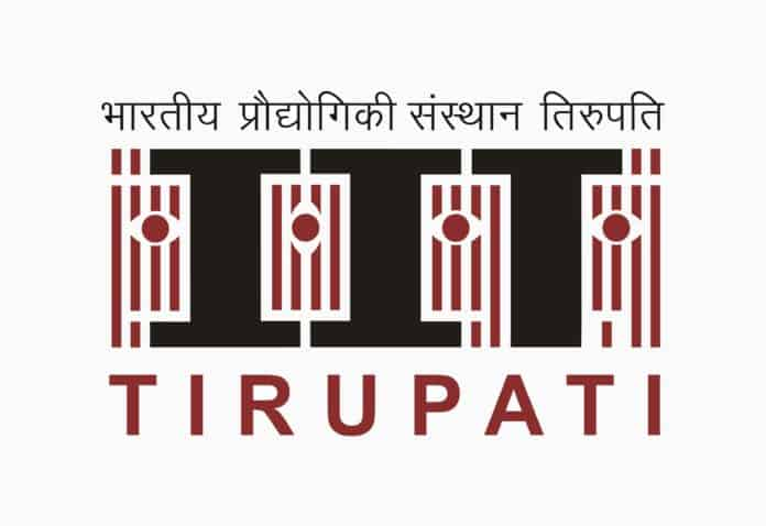 Faculty Position in IIT Tirupati, India, Basic Pay: Rs.1,01,500 - 1,59,100/