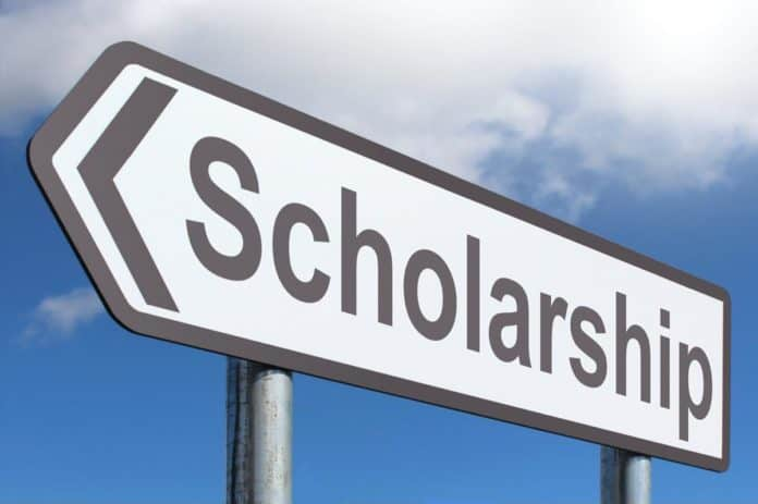 Educational loan scholarship