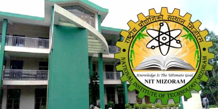 Faculty Recruitment -2019 in National Institute of Technology Mizoram