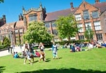 Newcastle University Overseas Research (PhD) Scholarship, England