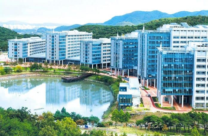 Postdoc Position in South Korea, Ulsan National Institute