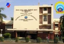 Faculty Position in MANIT-Bhopal, India - Total Position = 144