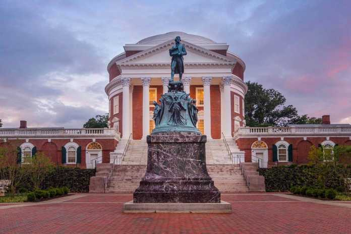 Research Associate Position 2019 in University of Virginia, USA