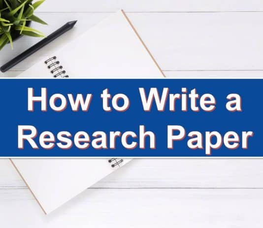 How to Write a Research Paper : Step-by-Step Guide | Researchersjob