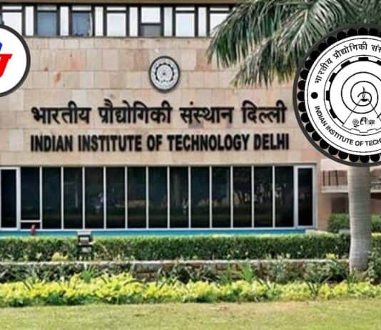 Research Associate Position in IIT, Indian Institute of Technology Delhi, India