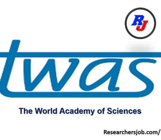 TWAS-NRF Doctoral Programme for International Students in South Africa